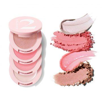 Morphe 2 Quad Goals Multi Palettes Pink Please With Crashes