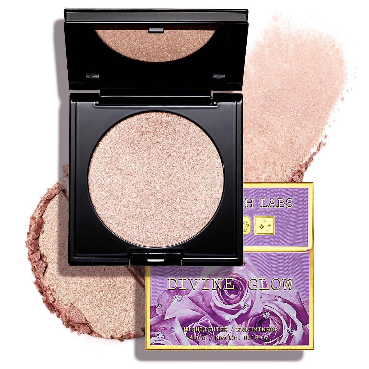 Pat McGrath Divine Blush Collection Skin Fetish Divine Glow Highlighter in Golden Nectar