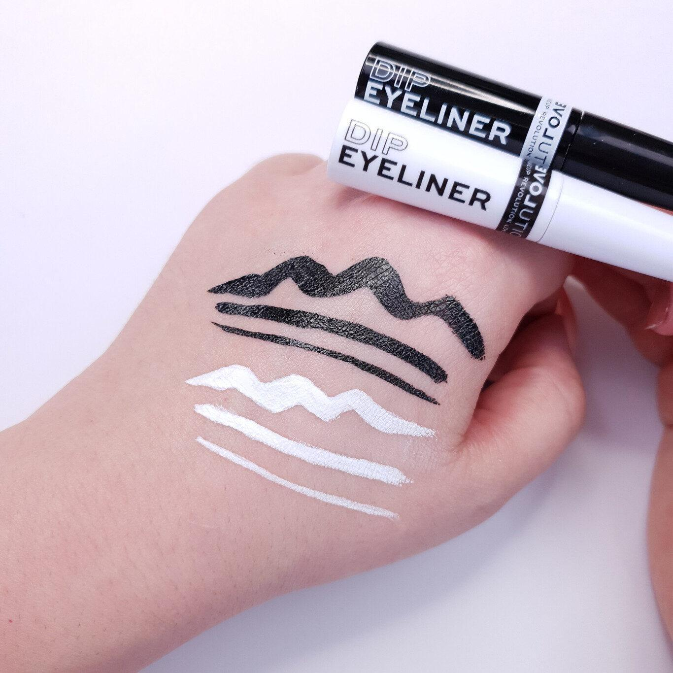 ReLove by Revolution Dip Eyeliner Arm Swatches