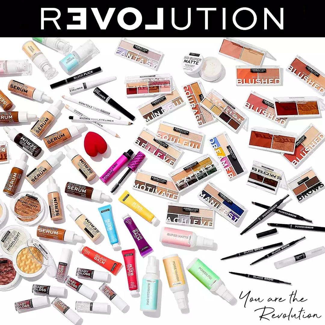ReLove by Revolution Launch Post Cover