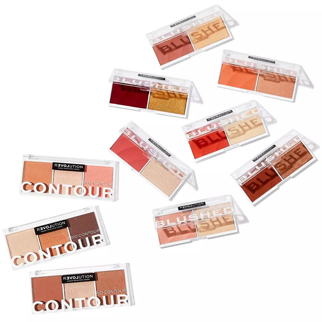 ReLove by Revolution Launch ReLove Colour Play Blushed Palettes