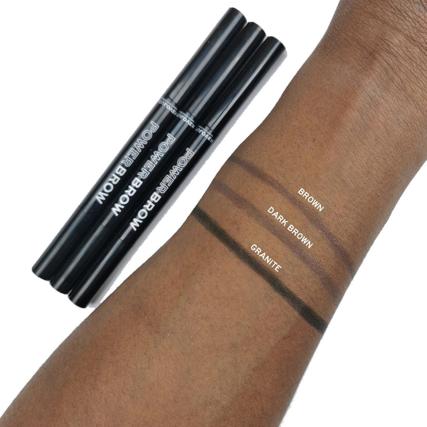 ReLove by Revolution Power Brow Pencil Arm Swatch