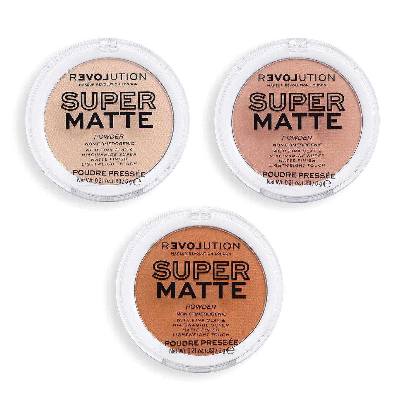 ReLove by Revolution Super Matte Pressed Powder
