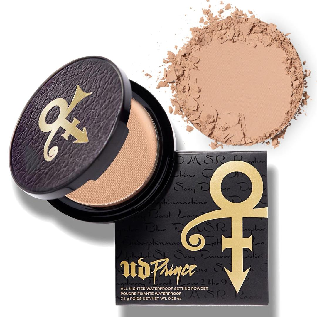 Urban Decay Prince Collection Prince All Nighter Setting Powder With Crush