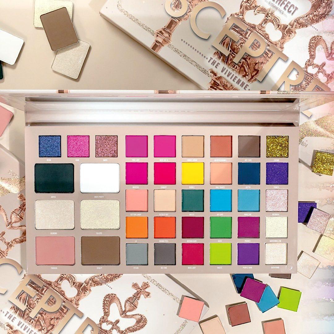 BPperfect Cosmetics x The Vivienne SCEPTRE Palette Post Cover