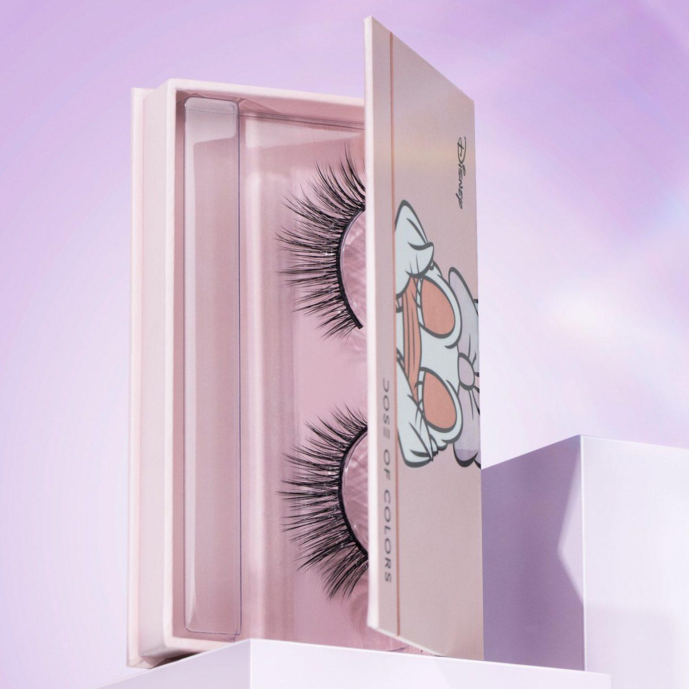 Dose Of Colors Donald Duck & Daisy Duck Collection All That Sass! Donald & Daisy Lashes Promo