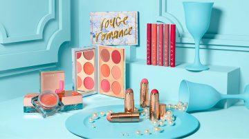 Colección Bougie Rouge de Jaclyn Cosmetics