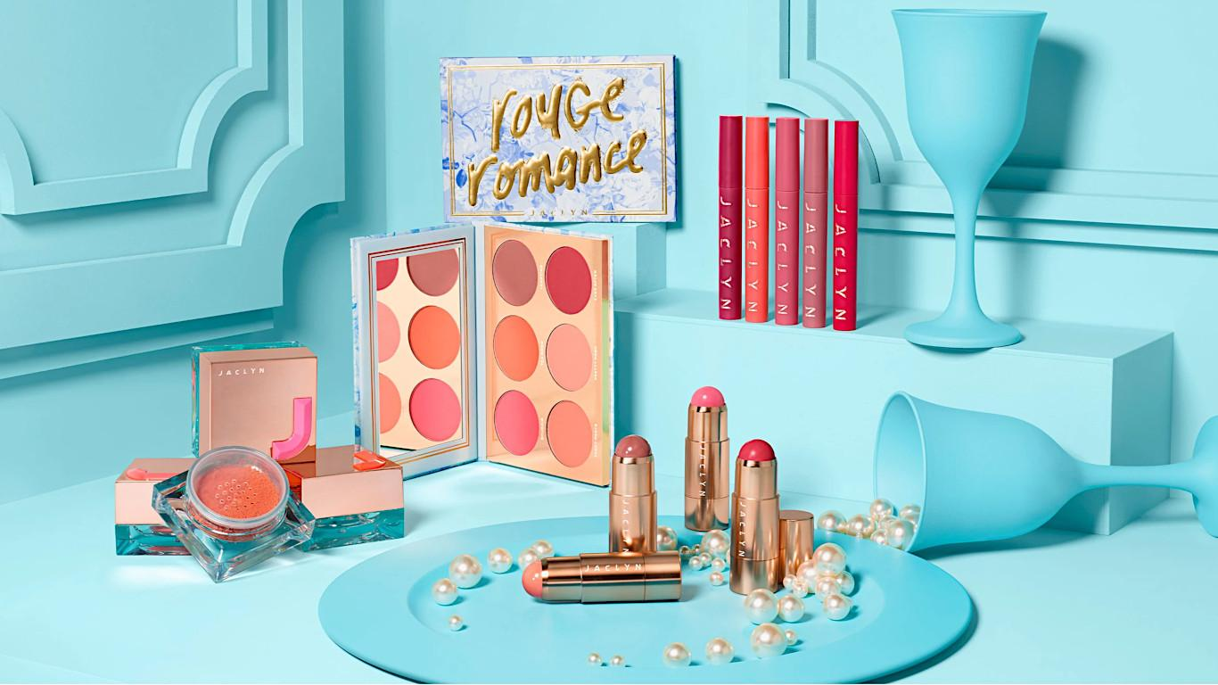 Jaclyn Cosmetics Bougie Rouge Collection Blog Post Cover