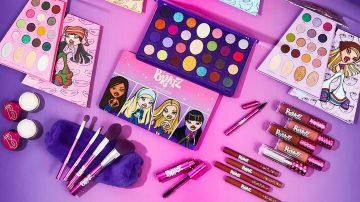 Colección Makeup Revolution x Bratz