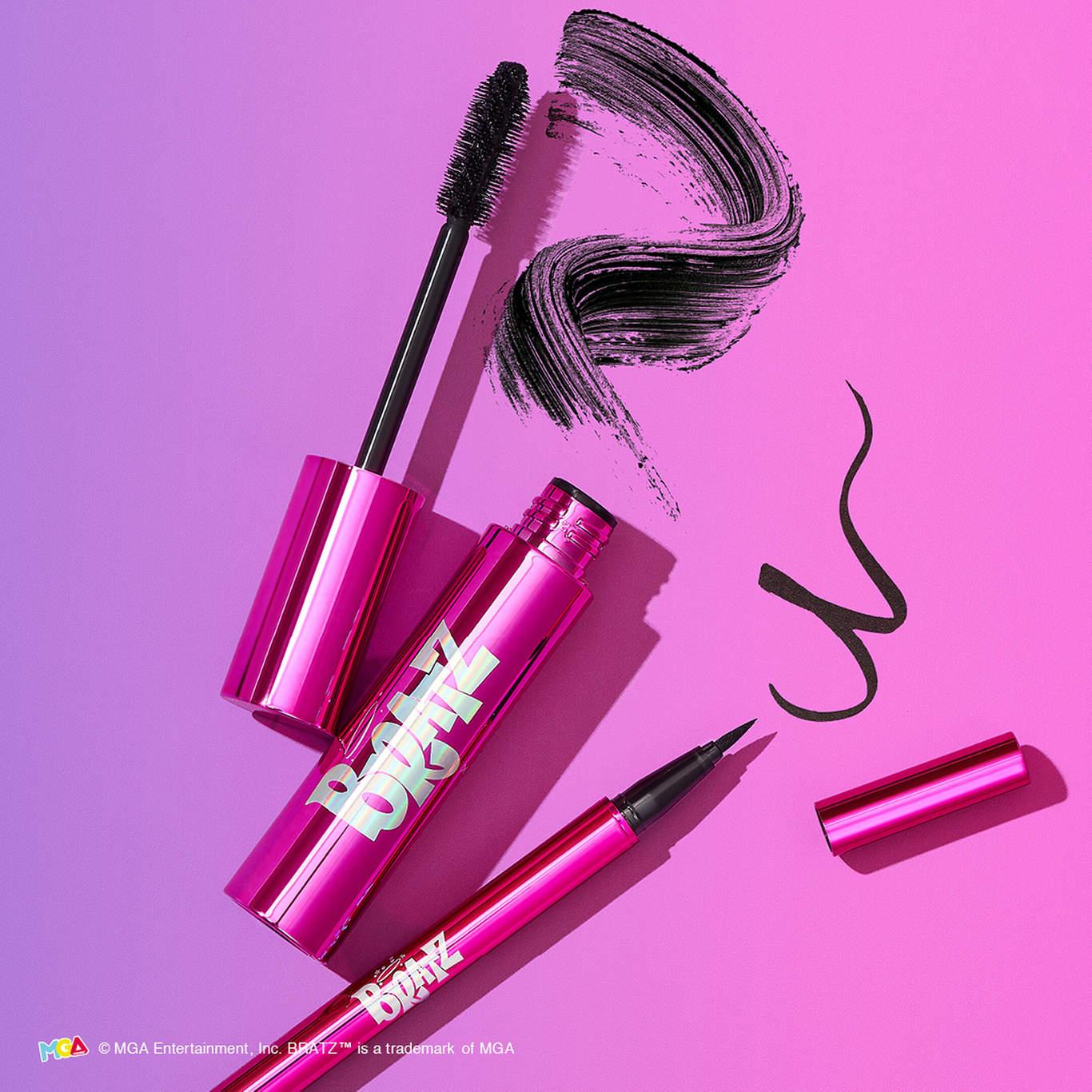 Makeup Revolution x Bratz Mascara Promo