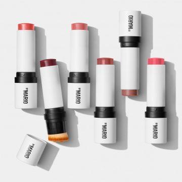 Makeup by Mario Soft Sculpt™ collection Soft Pop Blush Stick Promo