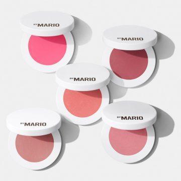 Makeup by Mario Soft Sculpt™ collection Soft Pop Powder Blush Promo