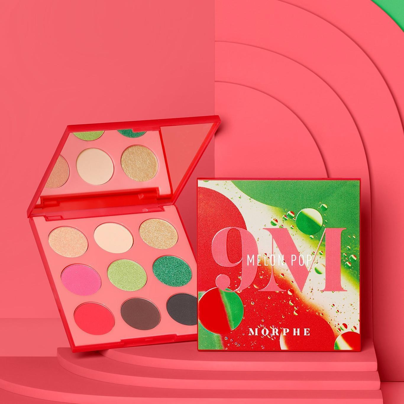 Moprhe 9M Melon Pop Artistry Palette Promo