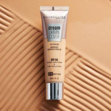 Tutorial de maquillaje natural para diario Maybelline Dream Urban Cover Promo