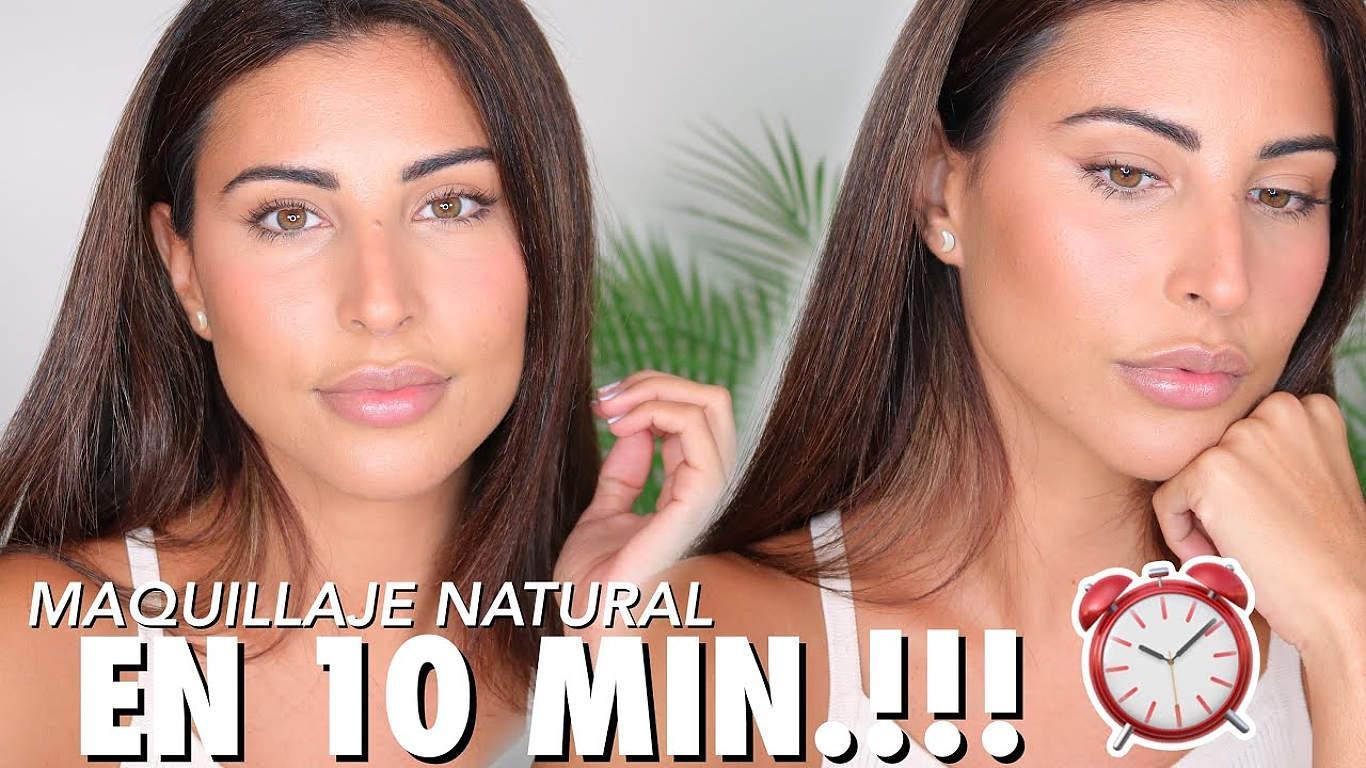Tutorial de maquillaje natural para diario