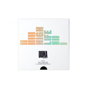 UOMA Beauty High Life Face Palette Vol. 1 Case