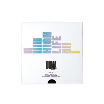 UOMA Beauty High Life Face Palette Vol. 2 Case