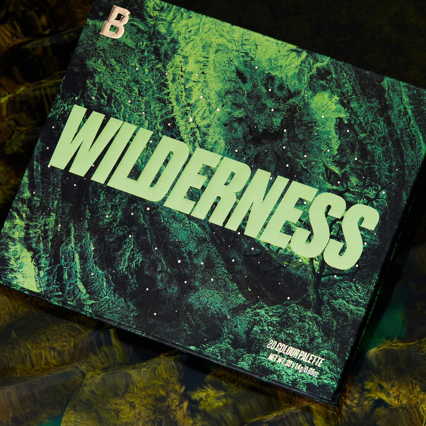 Beauty Bay Wilderness Palette Cover