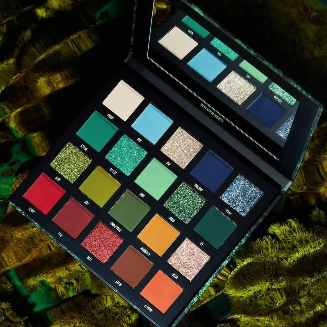 Beauty Bay Wilderness Palette Post Cover