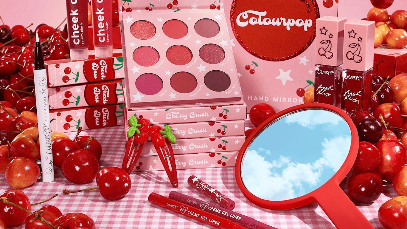 Colección Cherry Crush de Colourpop