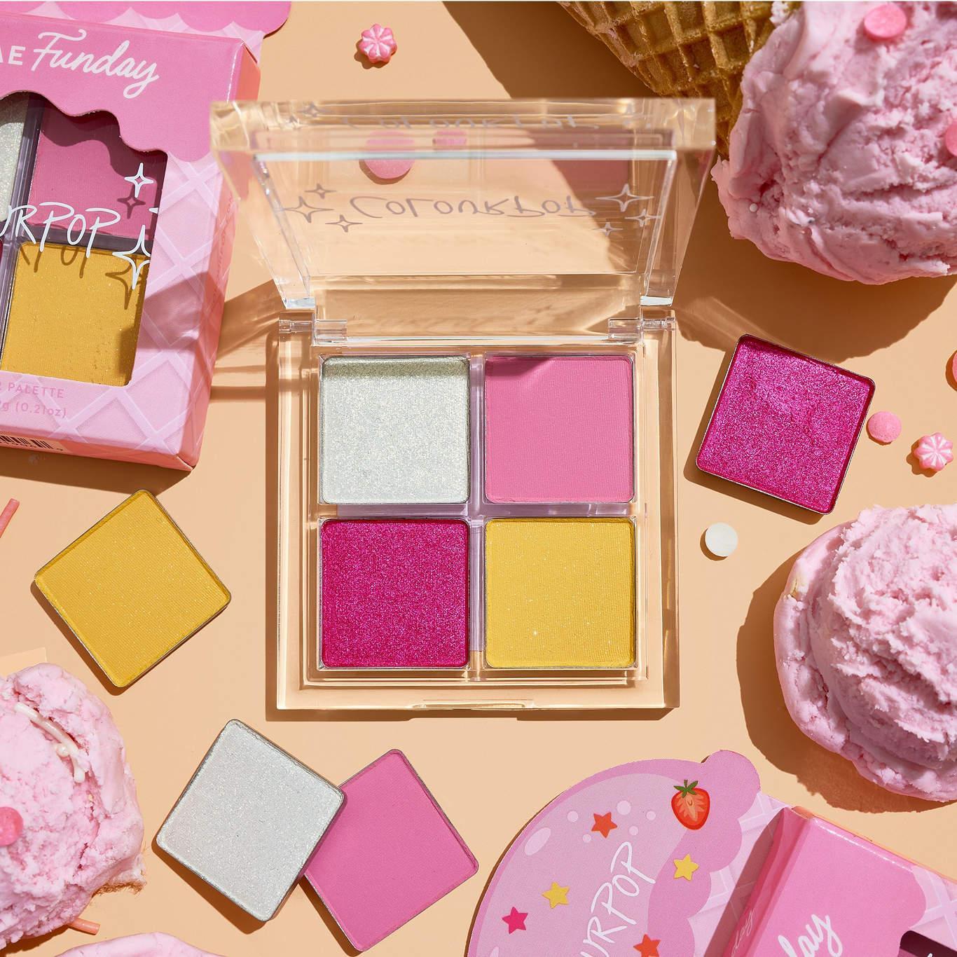 Colourpop Ice Cream Bites Collection Sundae Funday
