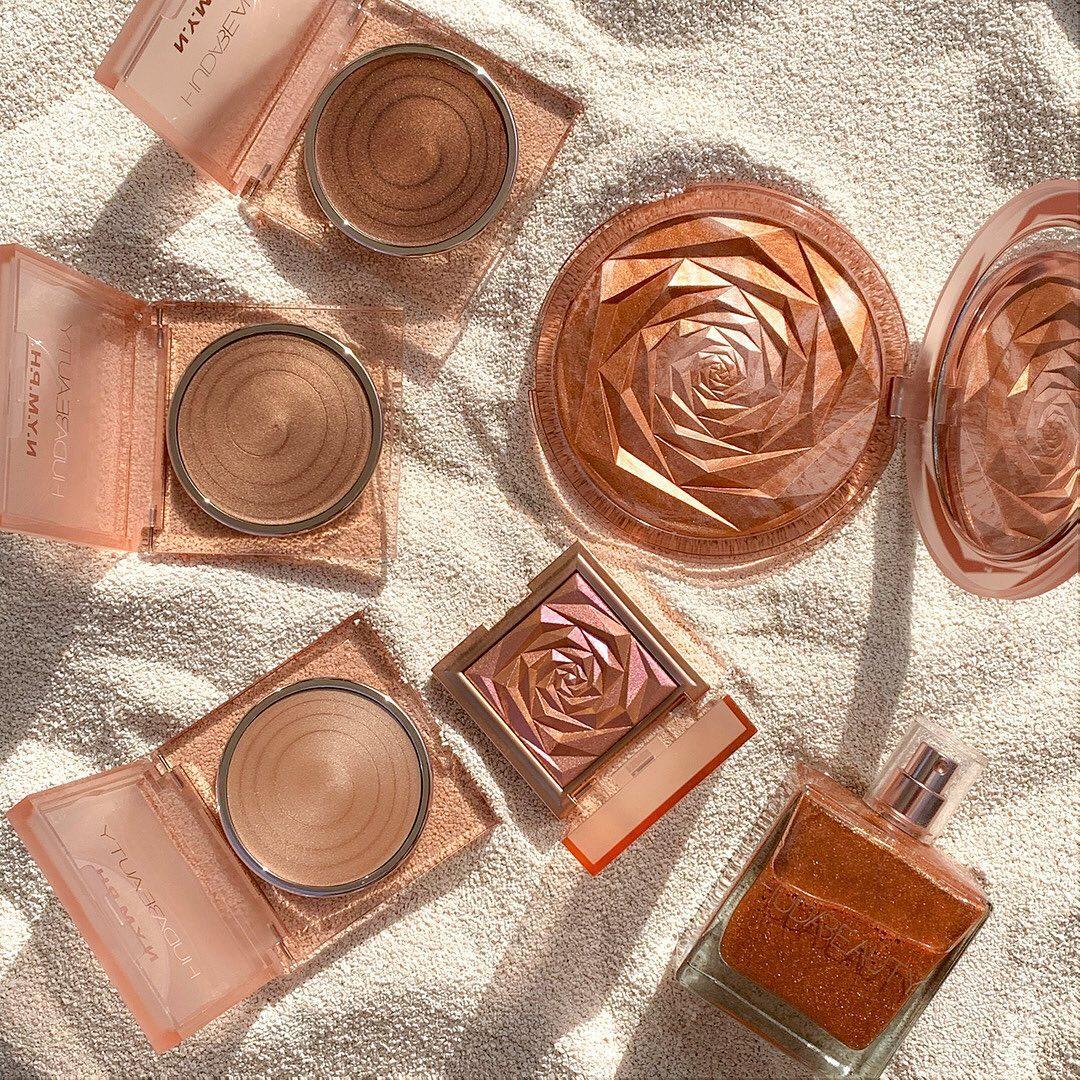 Nuevos productos N.Y.M.P.H. para el 2021 de Huda Beauty