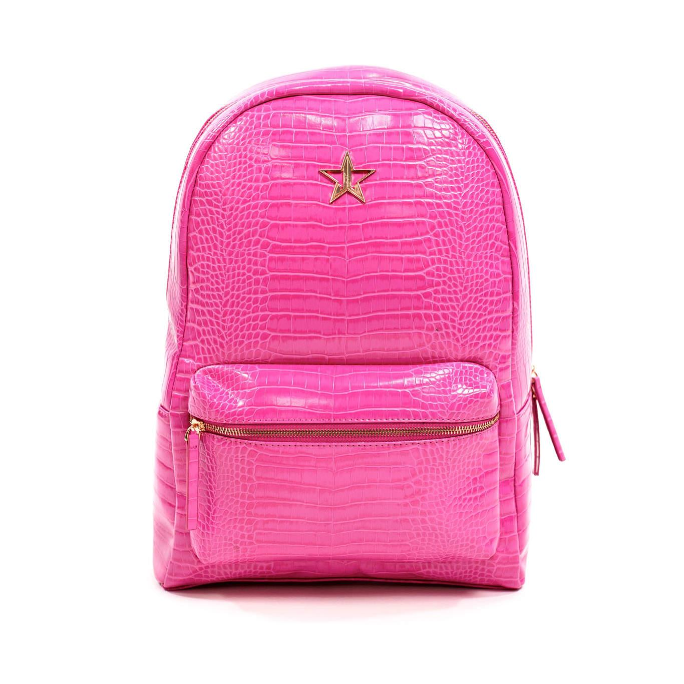 Jeffree Star Cosmetics Pink Religion Collection Pink Religion Backpack