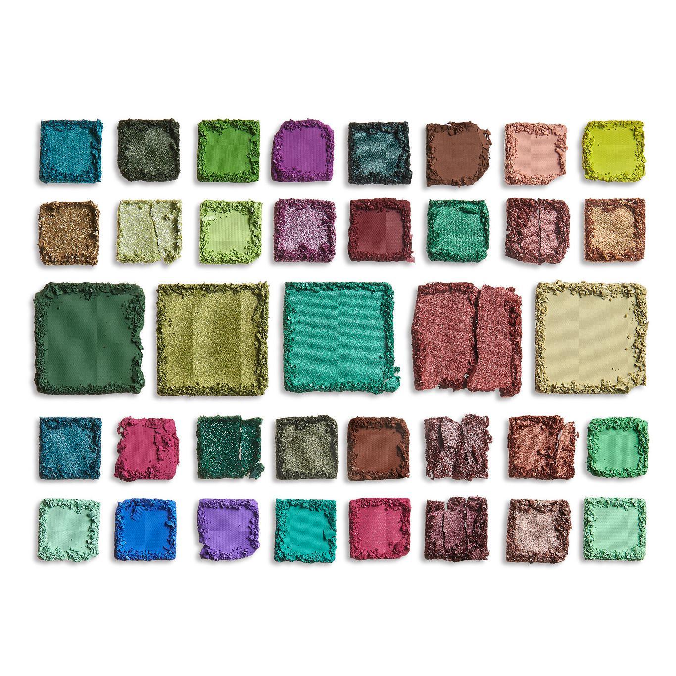 XX Revolution X Envy Eyeshadow Palette Crashes