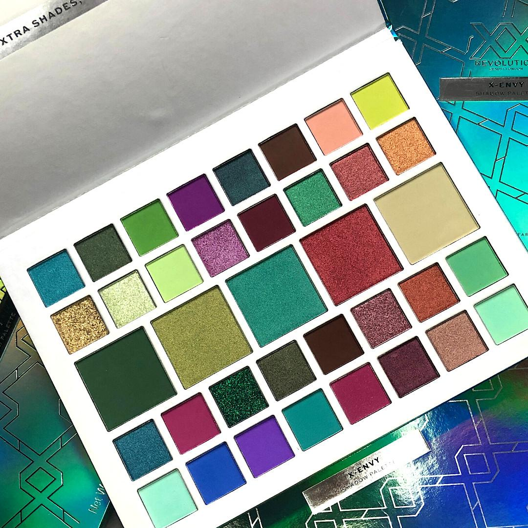 XX Revolution X Envy Eyeshadow Palette Post Cover