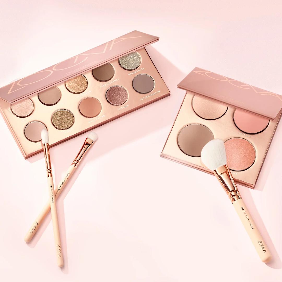 ZOEVA Cosmetics Together We Grow Collection Promo Post Cover