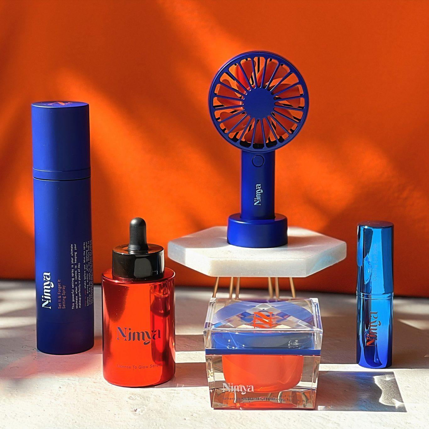 NikkieTutorials Nimya Beauty Brand Hello Nimya Bundle Cover